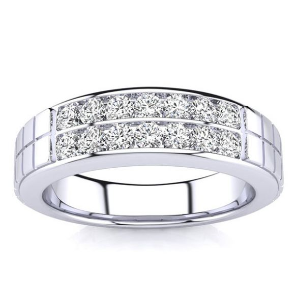 Sean Diamond Ring