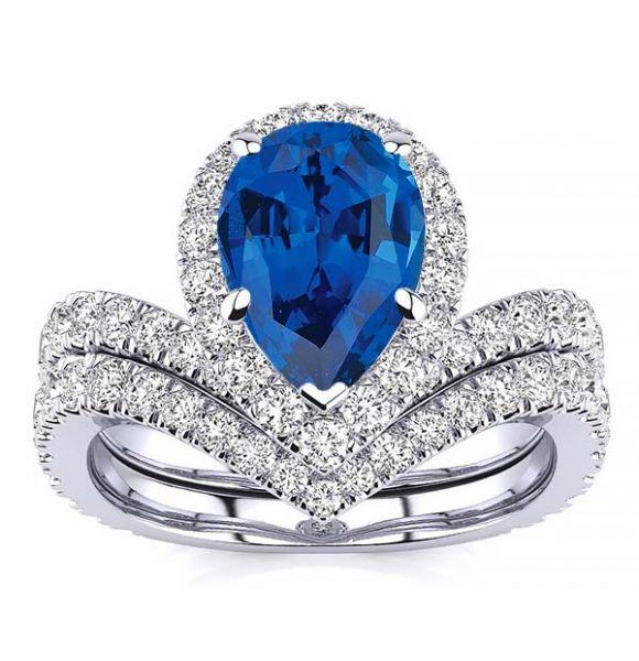 Anna Sapphire Ring