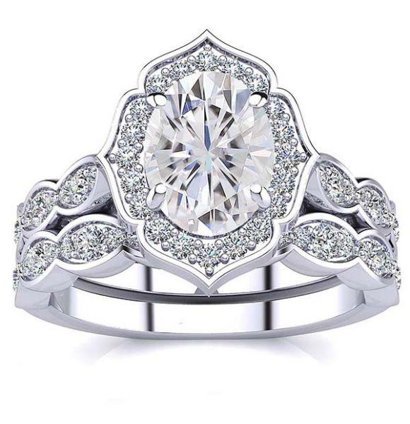Madelyn Lab Grown Diamond Set