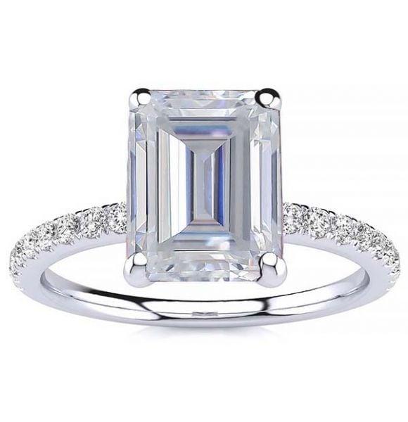 Yana Lab Grown Diamond Ring