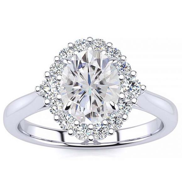 Debora Lab Grown Diamond Ring