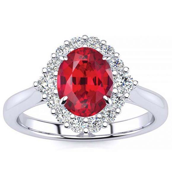 Debora Ruby Ring