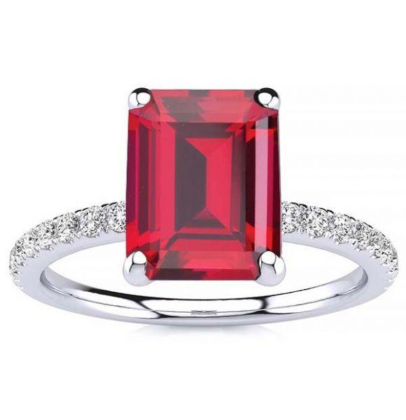 Yana Ruby Ring