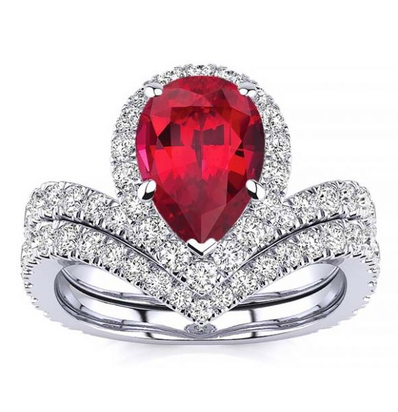 Anna Ruby Ring