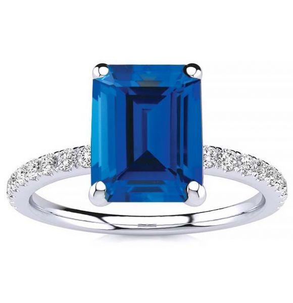 Yana Sapphire Ring