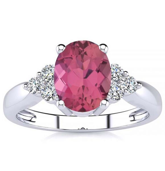 Selena Tourmaline Ring