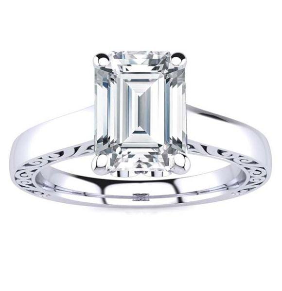 Lexi Lab Grown Diamond Ring