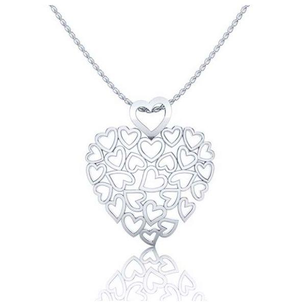 Suzie Heart Pendant