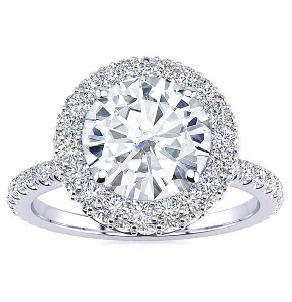 Kasandra Lab Grown Diamond Ring