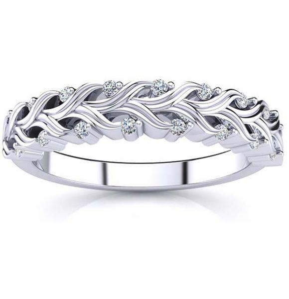 Salma Diamond Ring