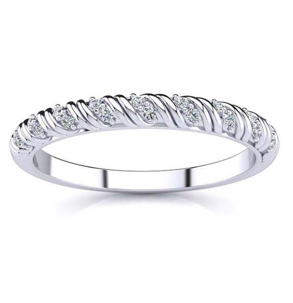 Louise Diamond Ring