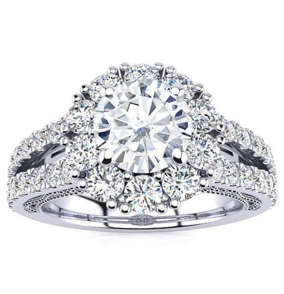 Kamilah Diamond Ring