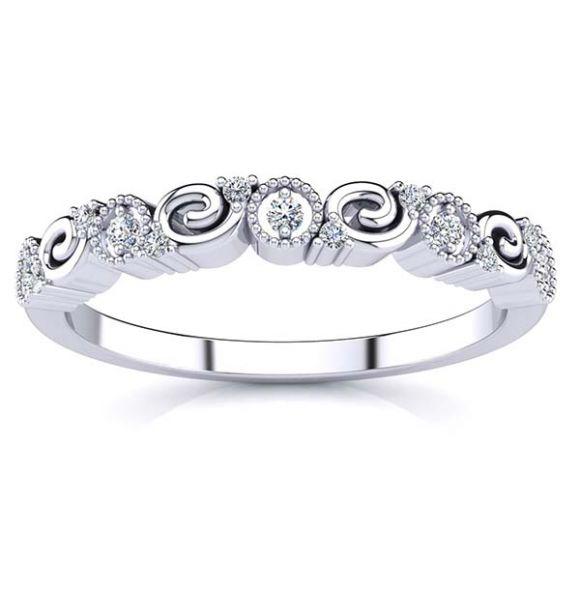 Eliza Diamond Ring