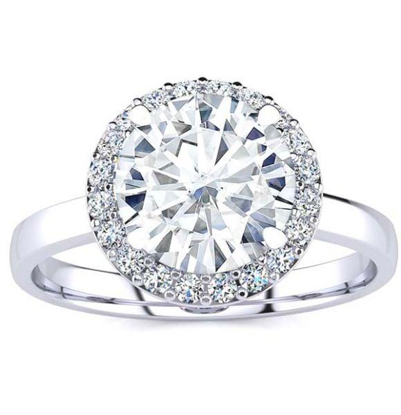 Abigail Lab Grown Diamond Ring