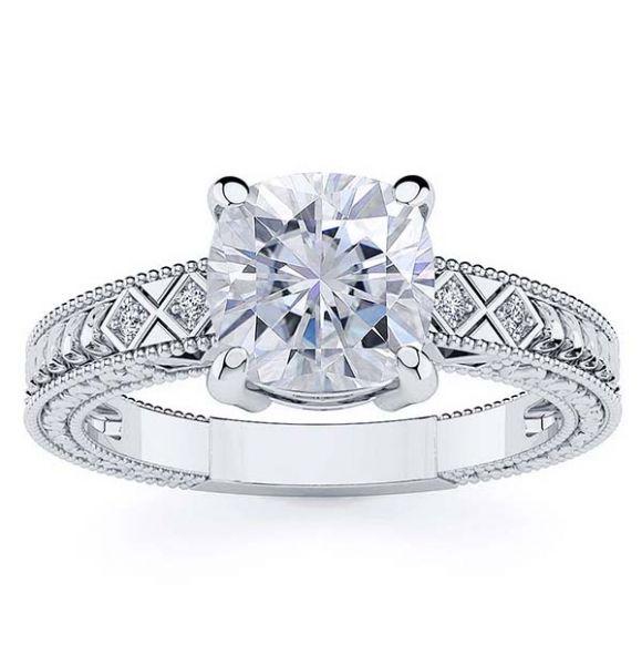 Adelene Lab Grown Diamond Ring