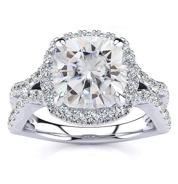 Julia Lab Grown Diamond Ring