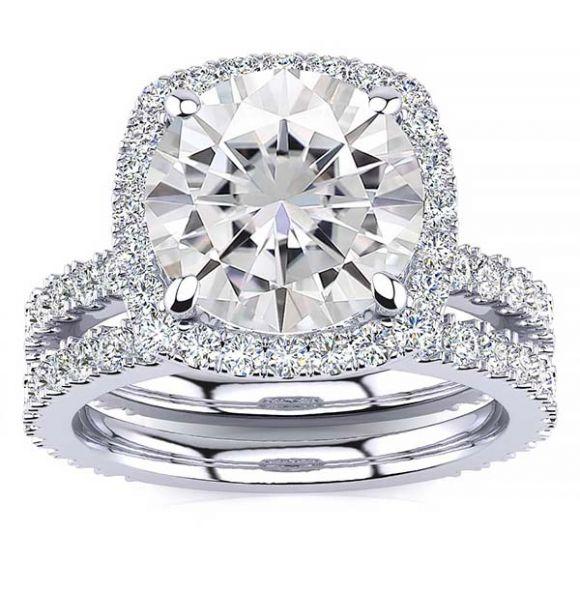 Miriam Lab Grown Diamond Set