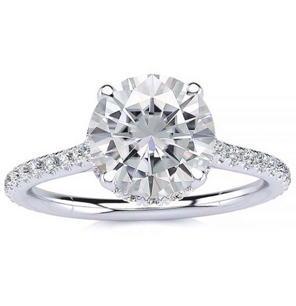 Becky Lab Grown Diamond Ring