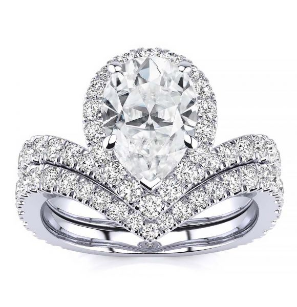 Anna Lab Grown Diamond Ring