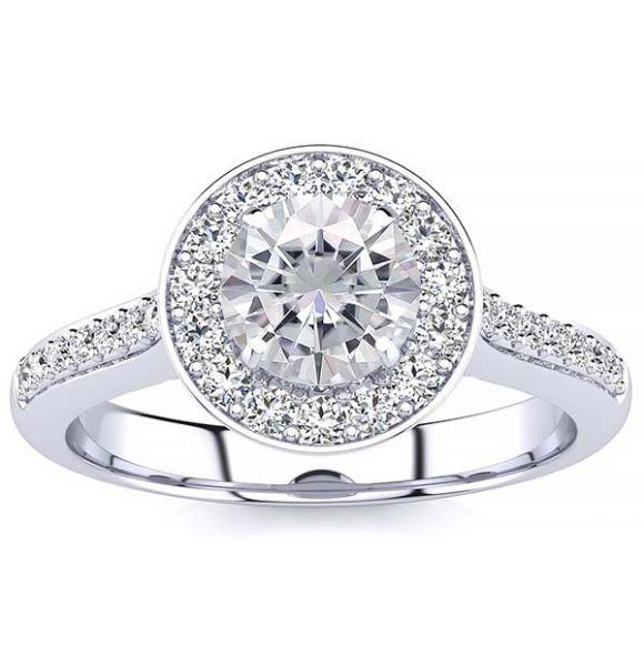 Ava Lab Grown Diamond Ring