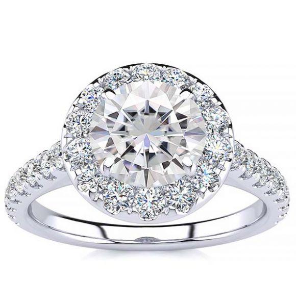 Irina Diamond Ring