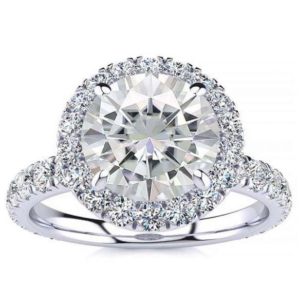Kate Lab Grown Diamond Ring