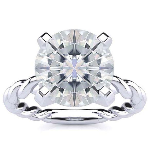 Gloria Lab Grown Diamond Ring