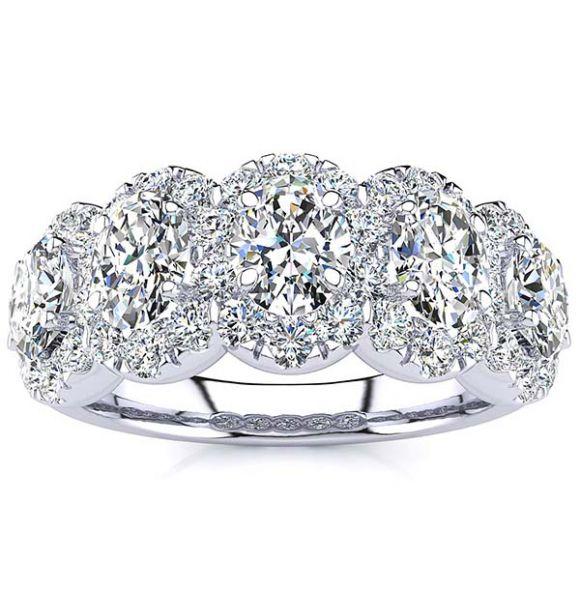 Melissa Diamond Ring