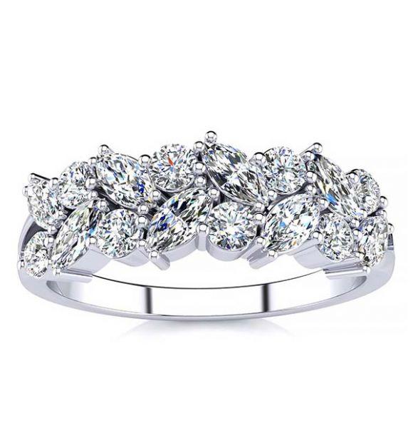 Lola Diamond Ring