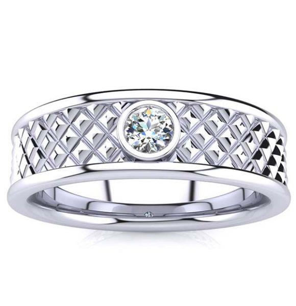 Adam Diamond Ring