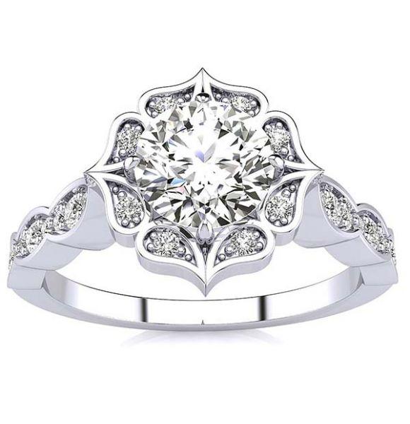 Vera Lab Grown Diamond Ring