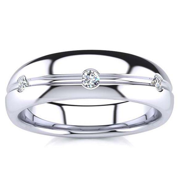 Adrian Diamond Ring