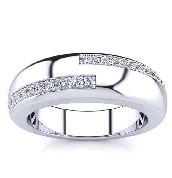 Alan Diamond Ring
