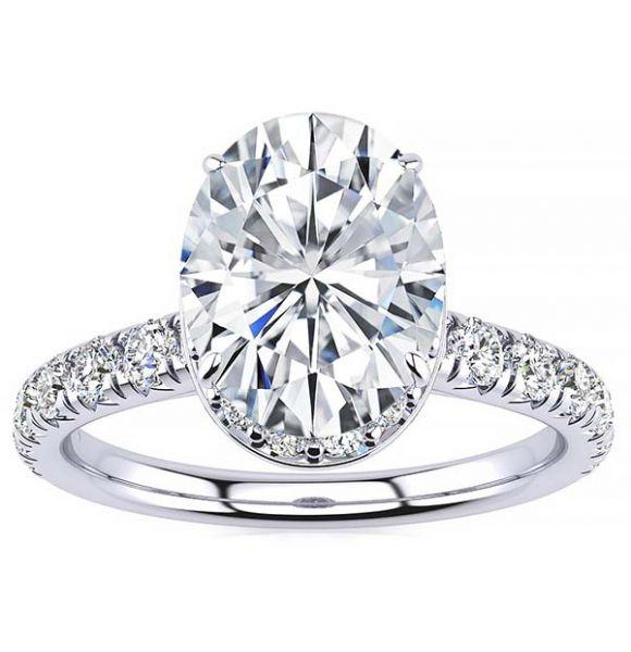 Bethany Lab Grown Diamond Ring