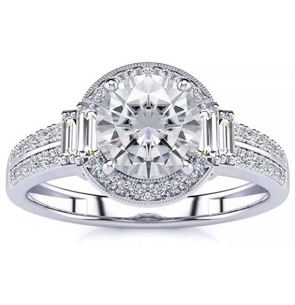 Beatriz Lab Grown Diamond Ring