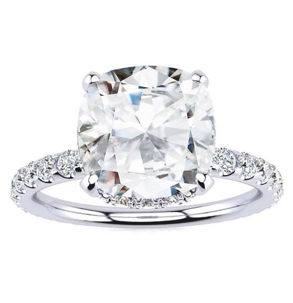 Christine Lab Grown Diamond Ring