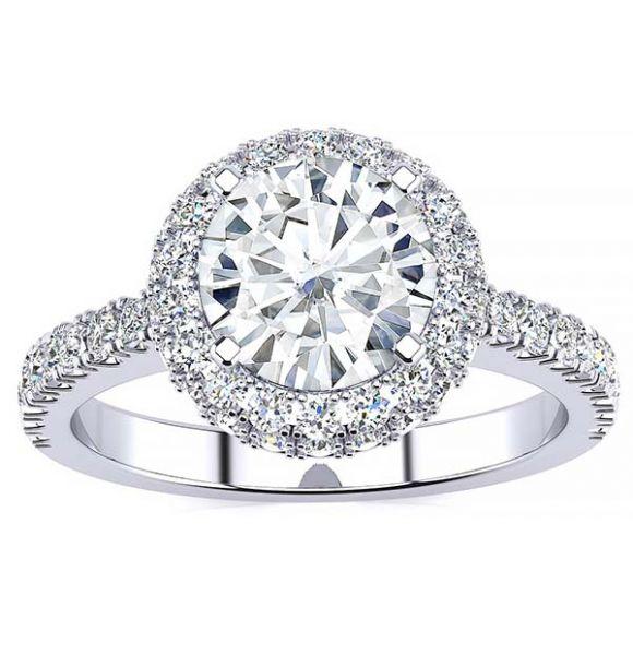 Isabella Lab Grown Diamond Ring