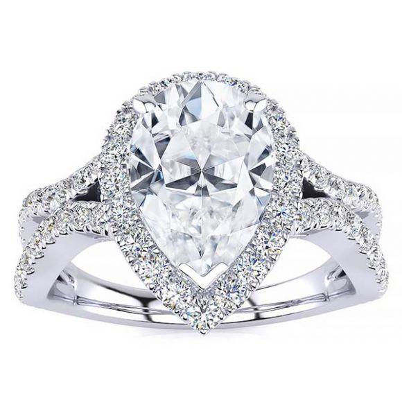 Jasmine Lab Grown Diamond Ring