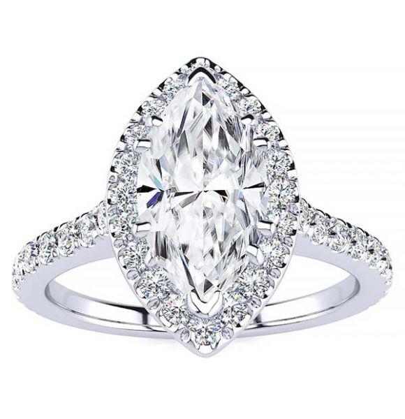 Juliette Lab Grown Diamond Ring