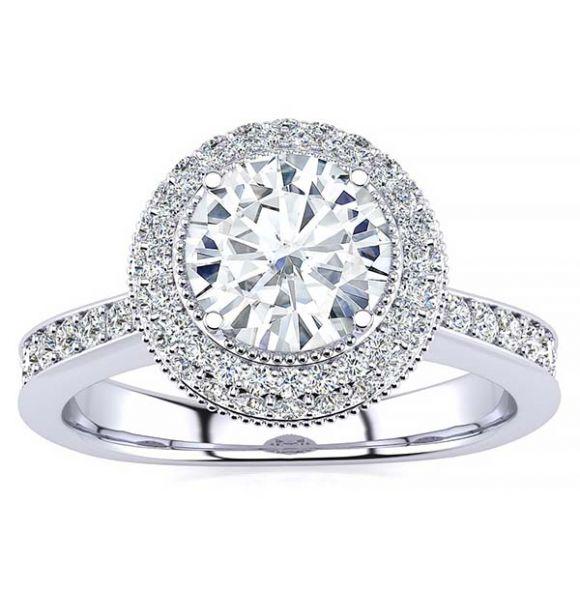 Kamila Lab Grown Diamond Ring