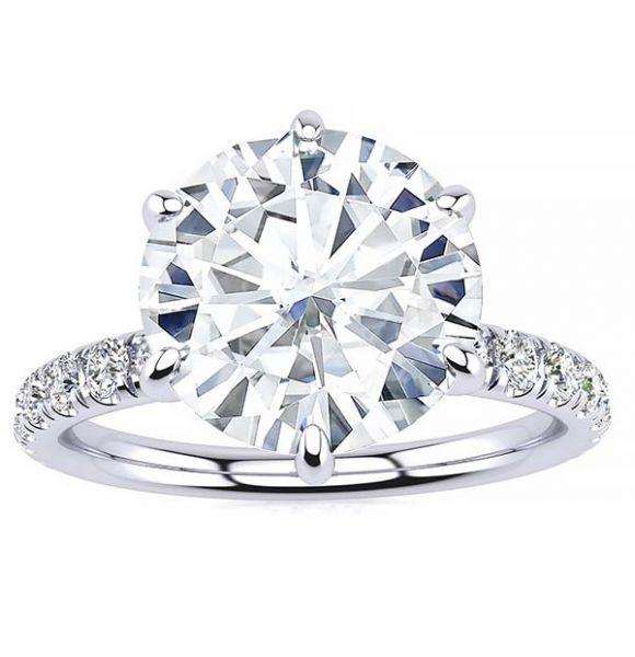 Lana Moissanite Ring