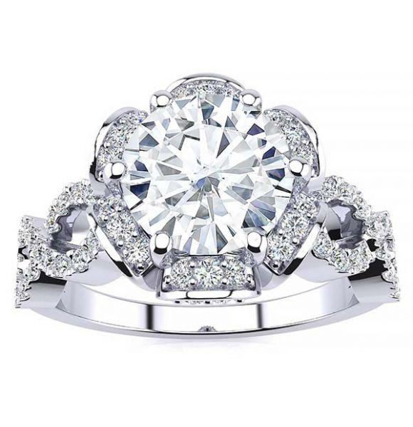 Katie Lab Grown Diamond Ring