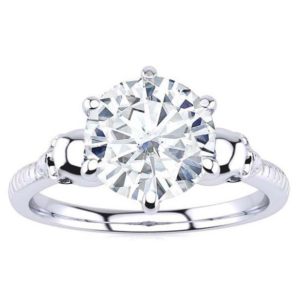 Mary Lab Grown Diamond Ring