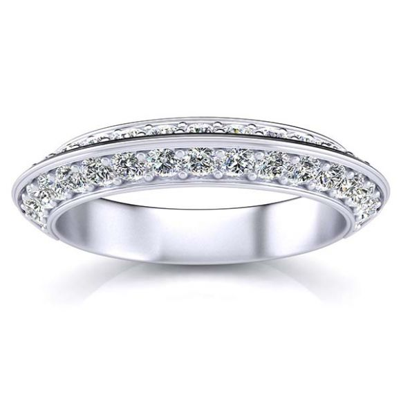 Elana Diamond Ring