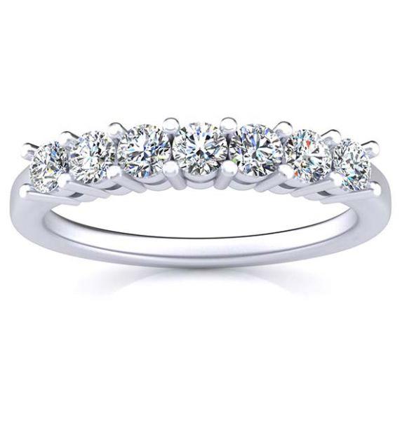 Elena Diamond Ring