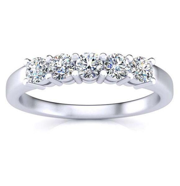 Alisa Diamond Ring