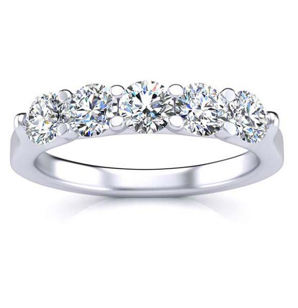 Christina Diamond Ring