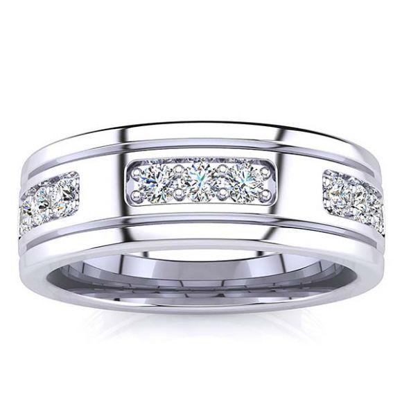 David Diamond Ring