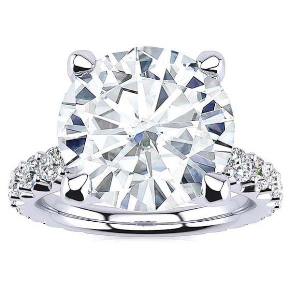 Sabrina Lab Grown Diamond Ring
