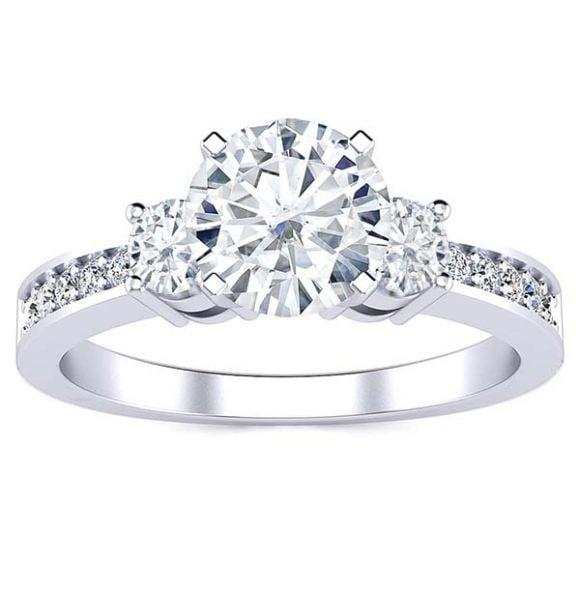 Lily Lab Grown Diamond Ring
